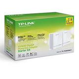 AV600 Gigabit Power Line Adapter Starter Kit TP-Link PA6010KIT