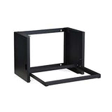 8U Pivot Frame Wall Mount Rack