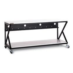 "72"" Performance 300 Series LAN Station - Folkstone"