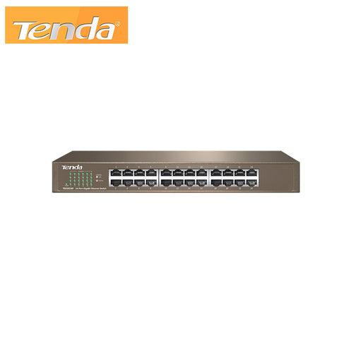 24-Port Gigabit Ethernet Switch Tenda TEG1024D v7