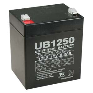12V 5Ah SLA Battery