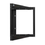 12U Phantom Class Open Frame Swing-Out Rack