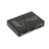 4Way (4-in/1-out) HDMI Switch 4K 30Hz