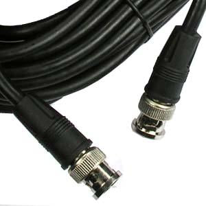 50Ft RG59 Cable with BNC Male Connector
