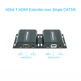 120Meter (393Ft) HDMI Extender Single Cat.6 1080p IR Extension