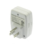 Remote Controled Power Socket, (3-Socket + 1-Remote)