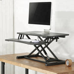 Adjustable Desktop Sit-Stand Workstation DWS28-01N