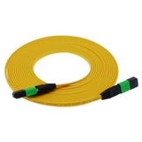 30m 9/125 Standard MTP Fiber Patch Cable Key-up to Key-down