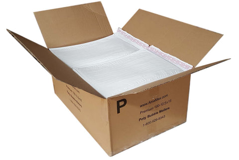 "iMBAPrice #5 10.5 x 15.25"" Poly Bubble MAILERS Padded ENVELOPES, (100 ct)"