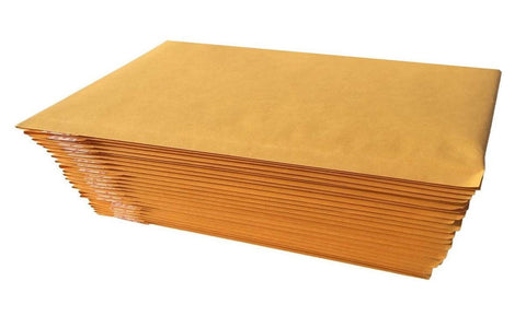 "iMBAPrice #2 8.5"" x 12.5"" Kraft Bubble Mailers Padded Envelopes, Total 25 Envelope"