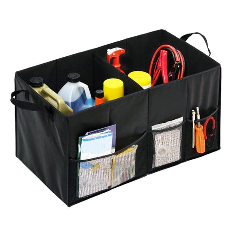 Car Trunk Organizer with PE Bottom Card
