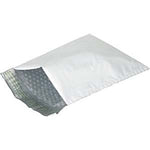 "8.5 x 11"" Bubble Padded Poly Mailer Bag, 100/Case"