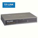 8Port 10/100Mbps Desktop PoE Switch TP-Link SF1008P
