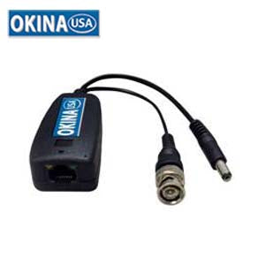 Single Channel Video Balun Okina VBP2412DC