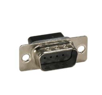 DB9 Male Crimp Pin Connector