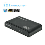 HDMI 2-Way (1-in/2-out) Splitter 3D, 4K 60Hz