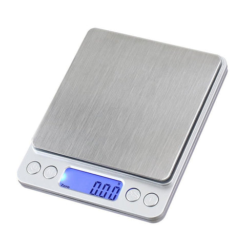 Kitchen Scale With Digital LCD Display