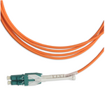 LC uniboot patch cord OM2 with easy plug, 2M