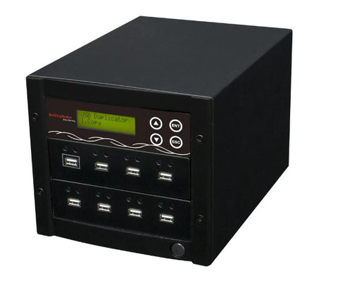 BESTDUPLICATOR BD-USB-63T 63 TARGET STANDALONE 1 TO 63 USB FLASH DRIVE DUPLICATOR/MULTIPLE FLASH USB CARD COPIER