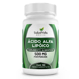 Acido alfa lipoico 500mg