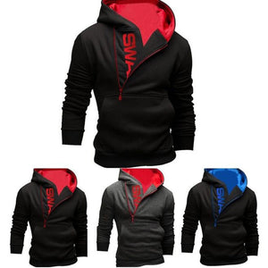 Mens' Long Sleeve Hoodies Hooded Sweatshirt Tops Jacket Coat Outwear