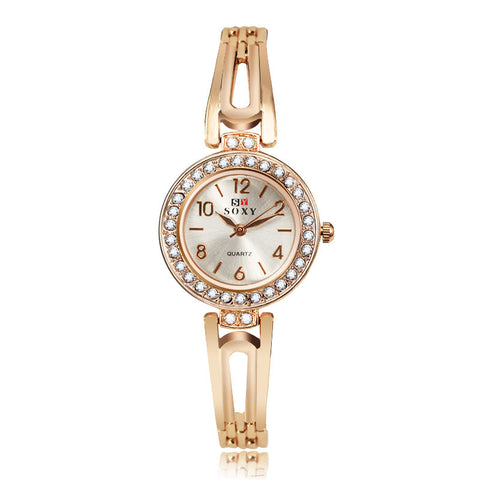 Luxury Rhinestone Women Bracelet Watch