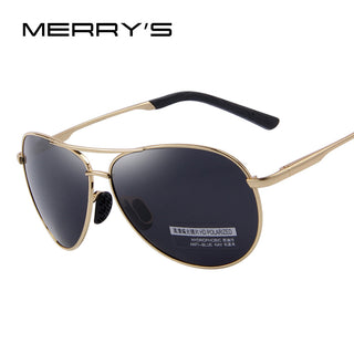 Men's UV400 Polarized Sunglasses