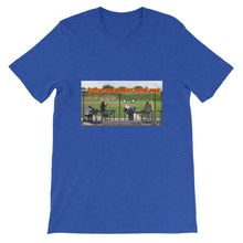 "Load image into Gallery viewer, Short-Sleeve Unisex T-Shirt. ""Second Amendment Theme Park""."