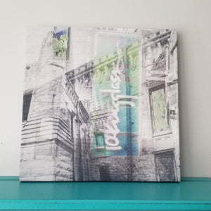 "Lookingglass Theater - Chicago 13"" Canvas Wall Art - Photo Collage"