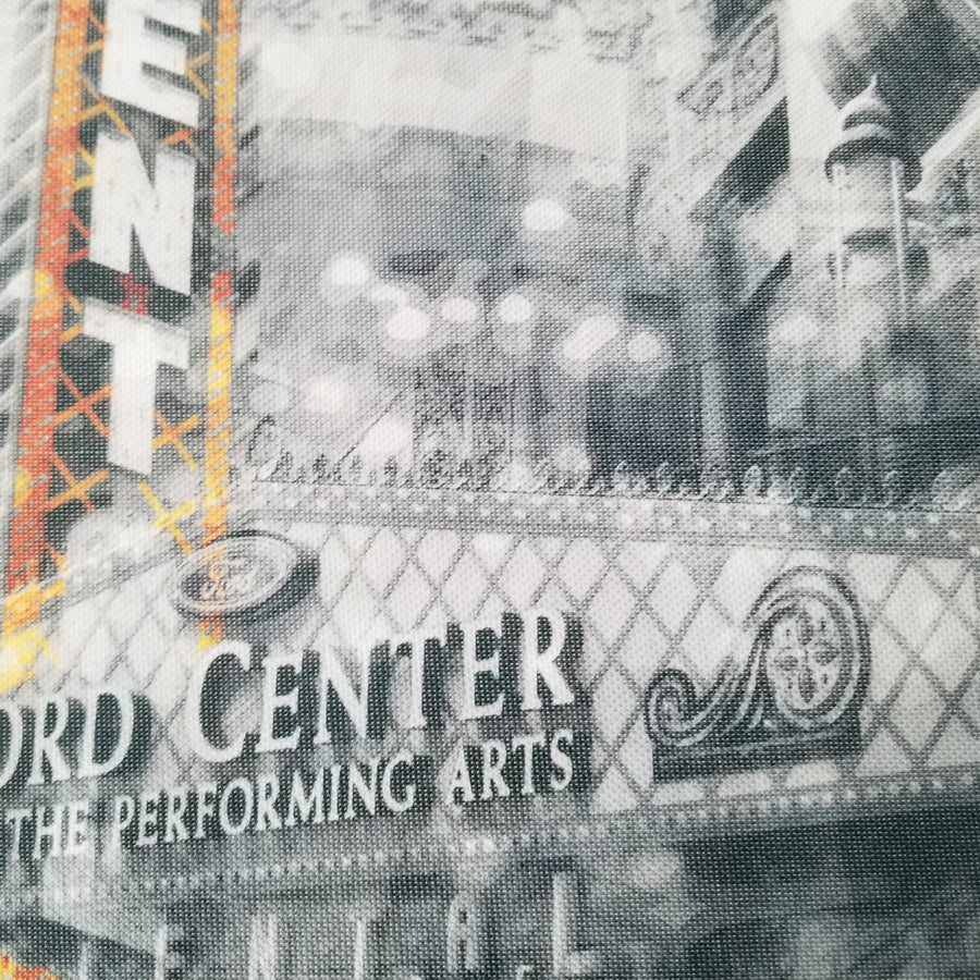 "Oriental Theater - Chicago 13"" Canvas Wall Art - Photo Collage"
