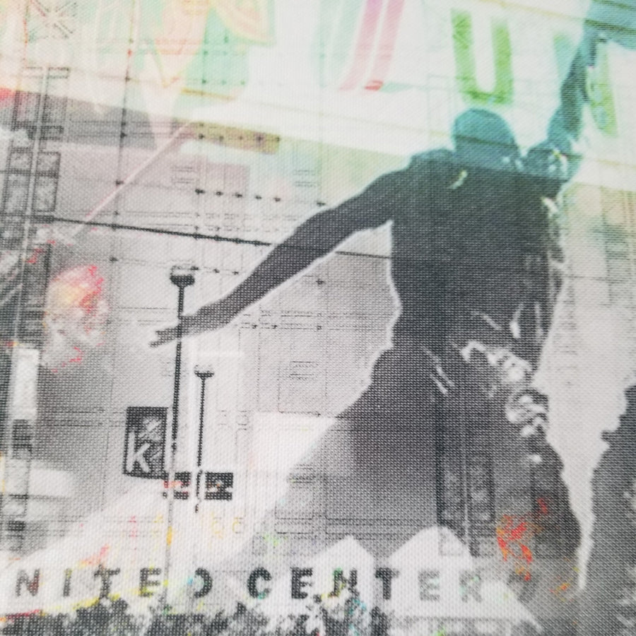 "United Center - Chicago 13"" Canvas Wall Art - Photo Collage"