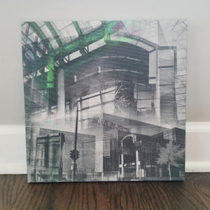 "Milwaukee 13"" Canvas - Bradley Center - Photo Collage Wall Art"