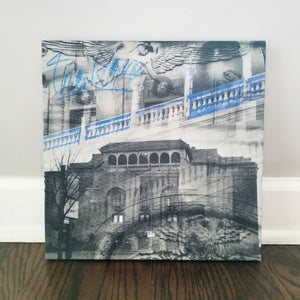 "The Rave Eagles Club - Milwaukee 13"" Canvas Wall Art - Photo Collage"