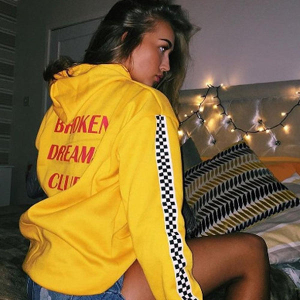 BROKEN DREAMS CLUB HOODIE - FLYHYPE