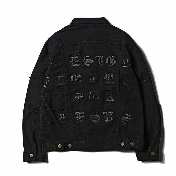 """STRIVE"" DENIM JACKET"