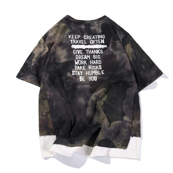 """QUOTE"" TEE"