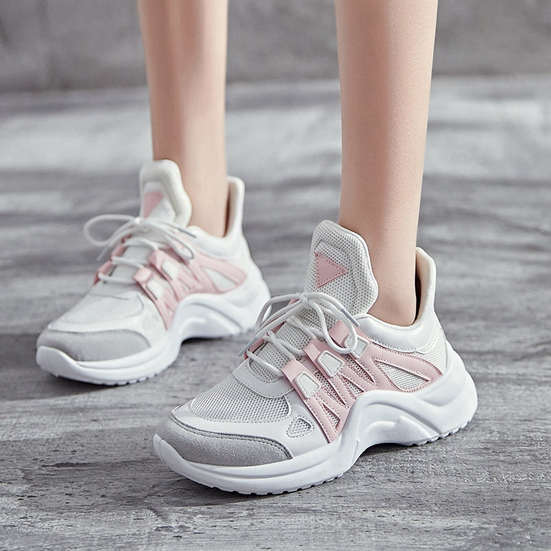 EMILY BROWN ON-TOP SNEAKERS - FLYHYPE