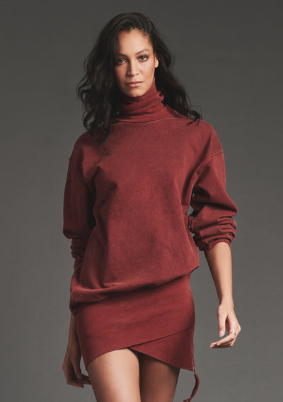 Desreen Sweater Dress