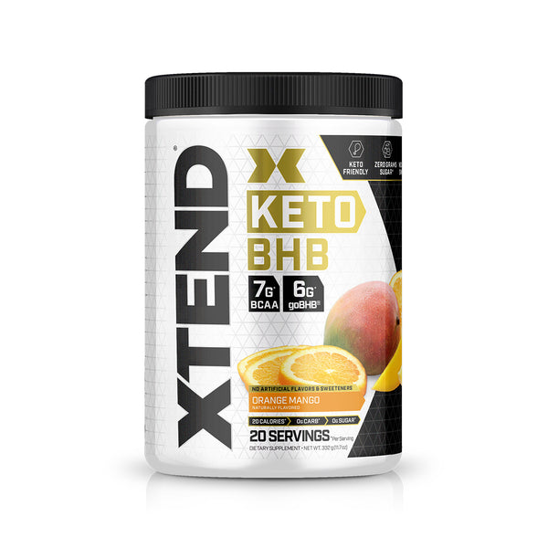 XTEND KETO Orange Mango-20 Servings-KETO