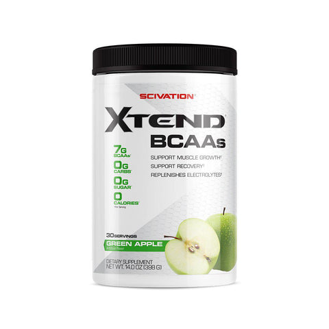 XTEND Green Apple Explosion-Original-30 Servings-Green Apple Explosion-XTEND