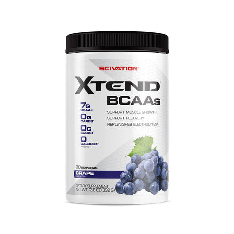 XTEND Grape Escape-Original-30 Servings-Grape Escape-XTEND