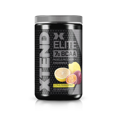 XTEND Elite Citrus Passionfruit-Elite-20 Servings-Citrus Passionfruit-XTEND