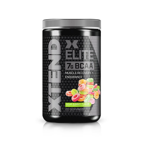 XTEND Elite Sour Gummy-Elite-20 Servings-Sour Gummy-XTEND