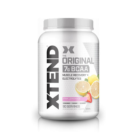 XTEND Pink Lemonade-90 Servings-Original