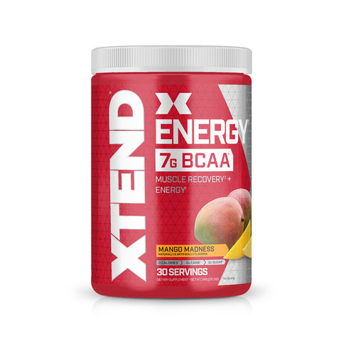 XTEND Energy Mango Madness-Energy-30 Servings-Mango Madness-XTEND