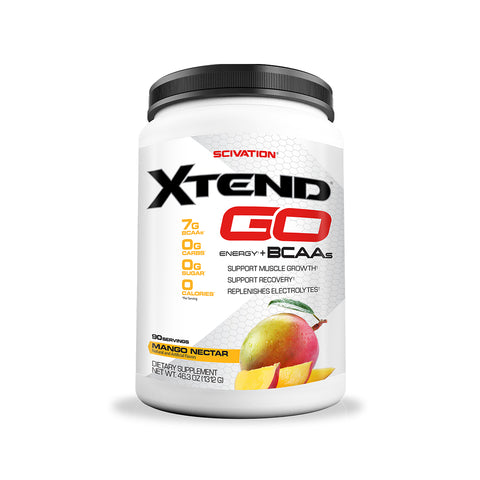 XTEND GO Mango-Discontinued-30 Servings-Mango-XTEND