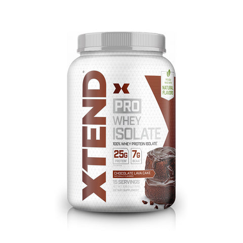 XTEND Pro Chocolate Lava Cake-Protein-15 Servings-Chocolate Lava Cake-XTEND