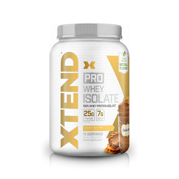 XTEND Pro Cookie Butter-Protein-15 Servings-Cookie Butter-XTEND