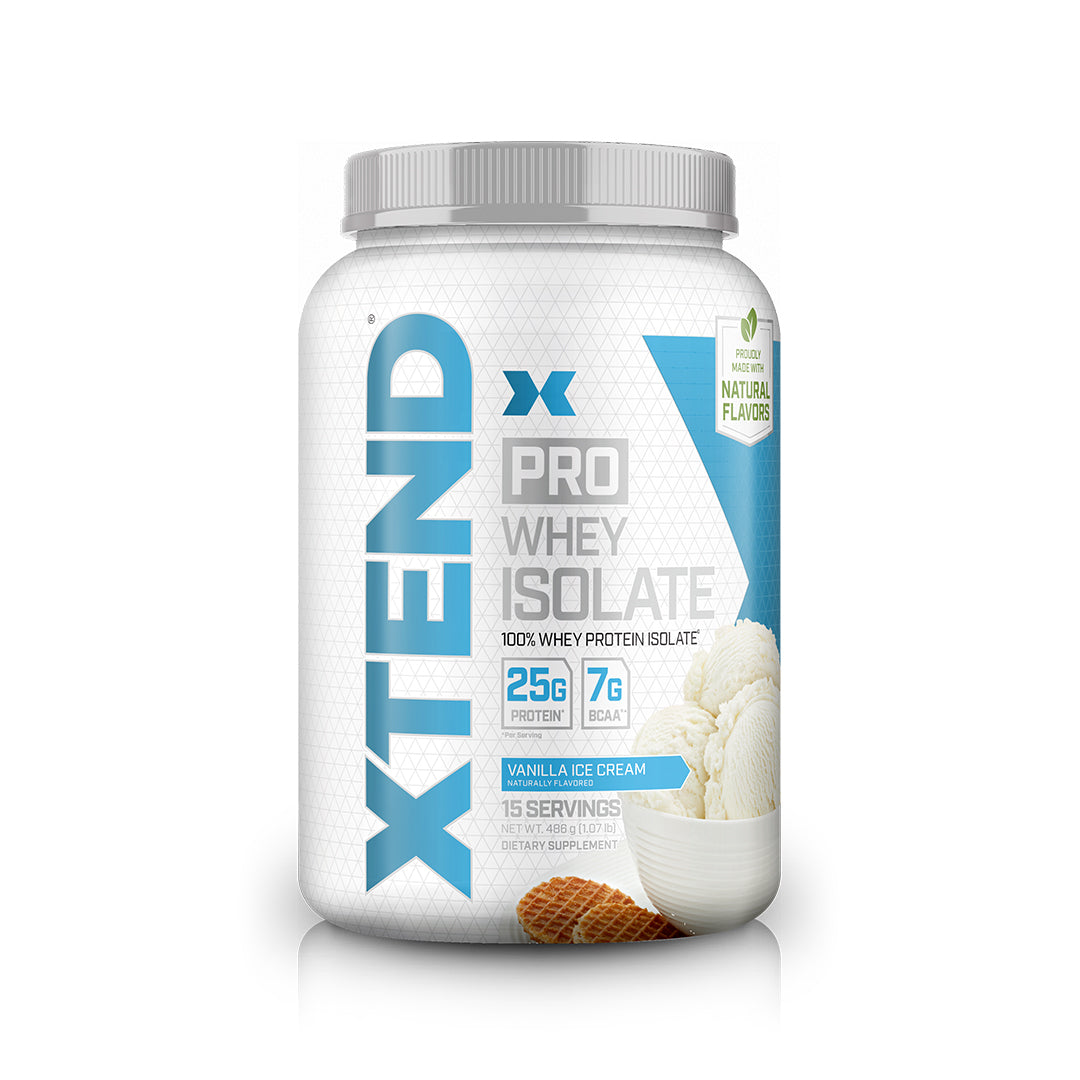 Para que sirve isolate whey protein