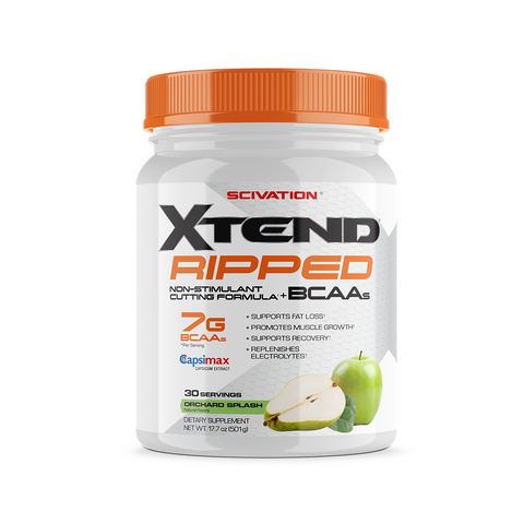 XTEND Ripped Orchard Splash-Ripped-30 Servings-Orchard Splash-XTEND